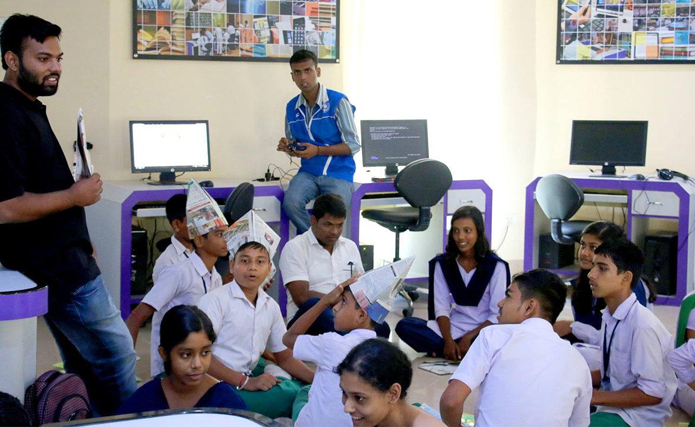 Rosehub Workshop at DSC Burdwan