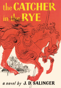 Image result for catcher of rye book