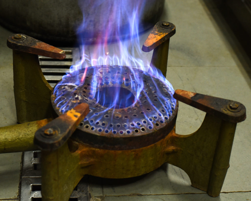 Buring og Bio Gas