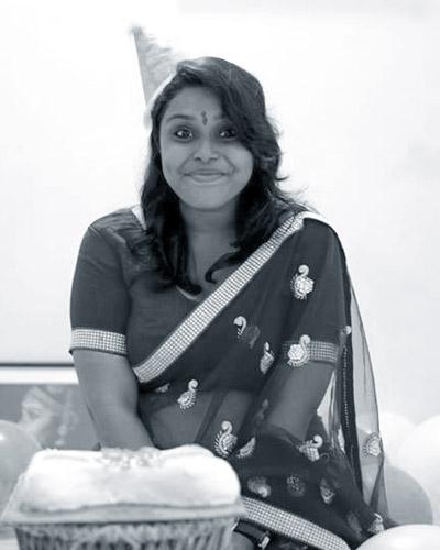 Meghan Mukherjee