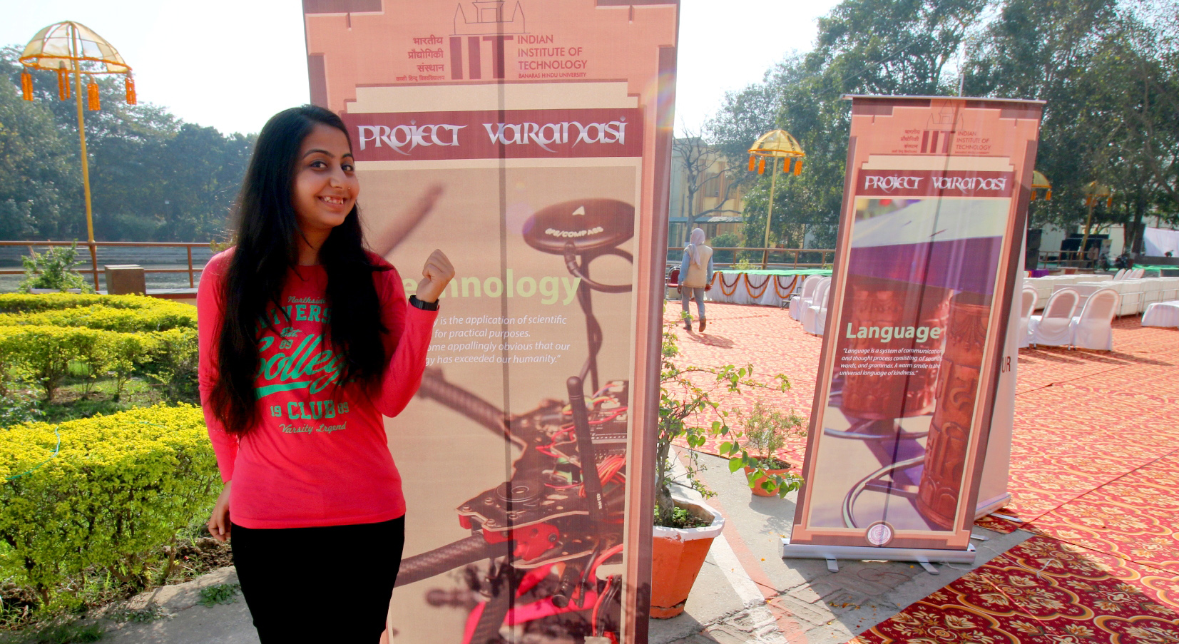 Project Varanasi Standy