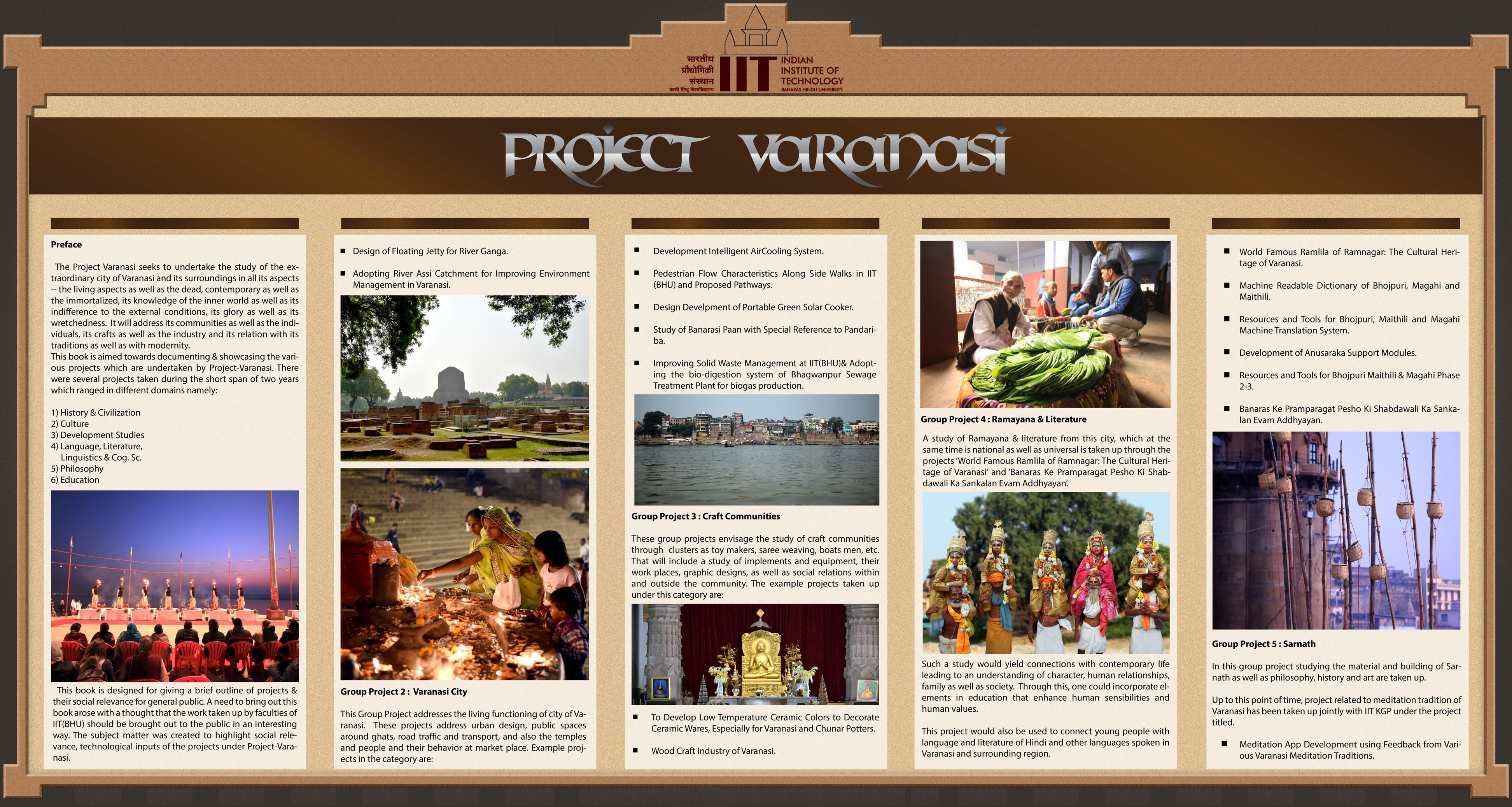 Project Varanasi Main Poster